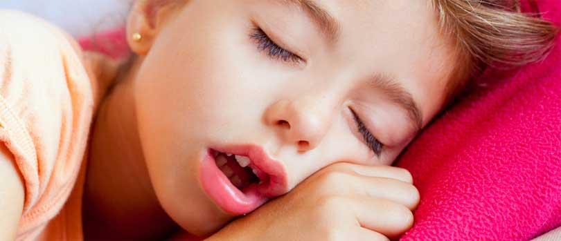 Υπνική άπνοια και παιδί